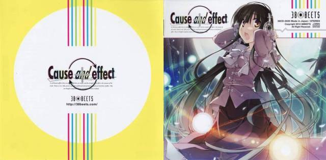 [Touhou] 38BEETS - Cause and effect [C82] - (C82)(同人音楽)(東方)[38BEETS] Cause and effect (tta+cue)