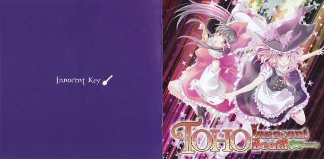 [Touhou] Innocent Key - TOHO Innocent Beat!! [C82] - (C82)(同人音楽)(東方)[Innocent Key] TOHO Innocent Beat!! (tta+cue)