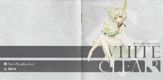 "[Touhou] Studio""Syrup Comfiture"" - white clear [C82] - (C82)(同人音楽)(東方)[Studio""Syrup Comfiture""] white clear (tta+cue)"