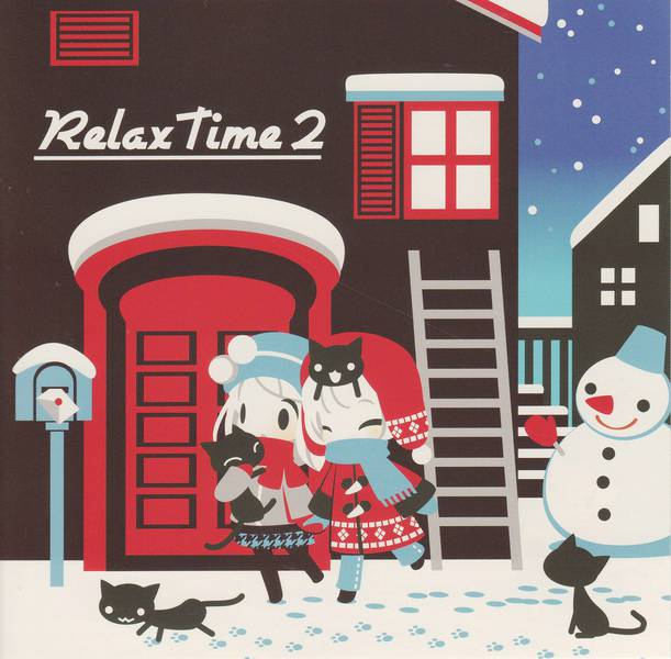 [Doujin] DDBY - RelaxTime 2 [C83] - (C83)(同人音楽)[DDBY] RelaxTime 2 (tta+cue)